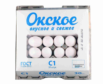 Яйцо Окское