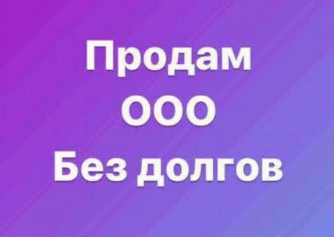 Продам ООО с балансом +337 000 рублей