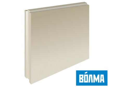 Пазогребневый блок ВОЛМА 667х500х100